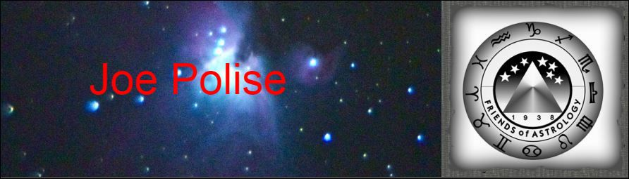 The Friends of Astrology Inc  - Joe Polise Blog